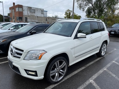 used 2012 Mercedes-Benz GLK-Class car, priced at $15,995