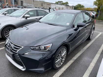 used 2017 Lexus IS 300 car, priced at $34,995