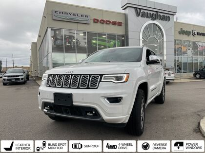 used 2019 Jeep Grand Cherokee car, priced at $53,078