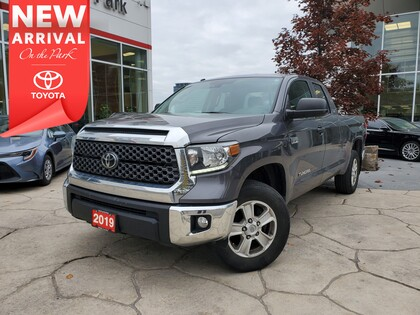 used 2019 Toyota Tundra car, priced at $47,995
