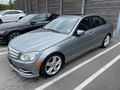 used 2011 Mercedes-Benz C300 4MATIC car, priced at $15,995