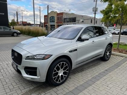 used 2018 Jaguar F-PACE car, priced at $42,995
