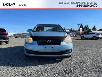 used 2007 Hyundai Accent car