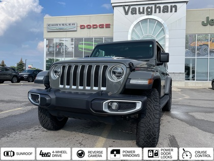 used 2021 Jeep Wrangler car, priced at $63,288