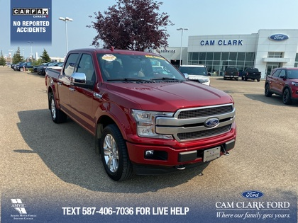 used 2019 Ford F-150 car, priced at $61,887