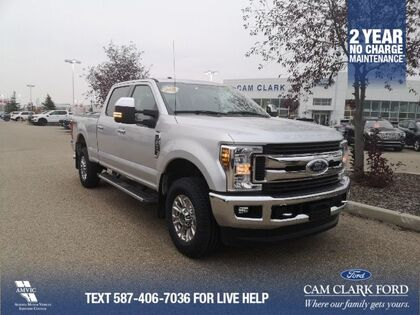 used 2019 Ford F-250 car, priced at $58,739