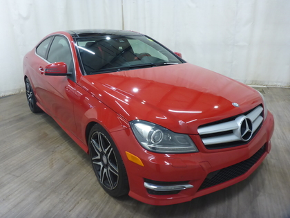 used 2013 Mercedes-Benz C-Class car, priced at $22,987