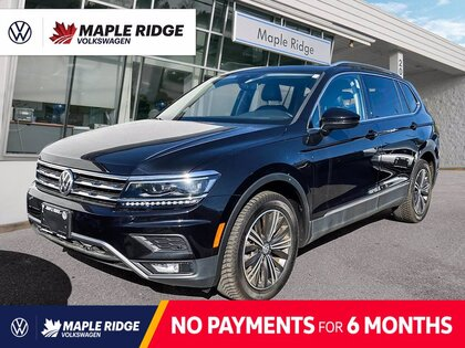 used 2018 Volkswagen Tiguan car, priced at $33,988