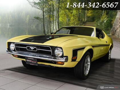 used 1971 Ford Mustang car, priced at $39,980