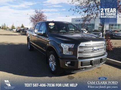 used 2016 Ford F-150 car, priced at $47,252