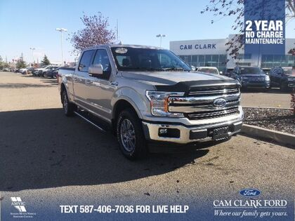 used 2018 Ford F-150 car, priced at $48,950