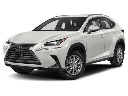 used 2021 Lexus NX car, priced at $47,495